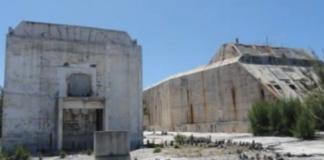 Moruroa bunker