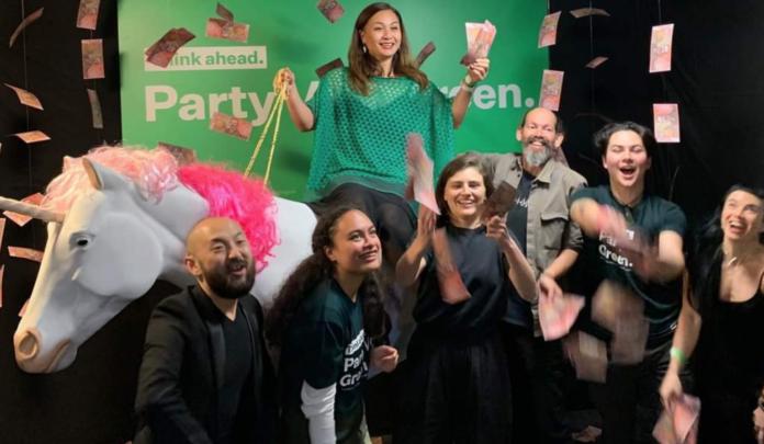 The Greens humiliatingly swallow dead tofu rats for vacant ...