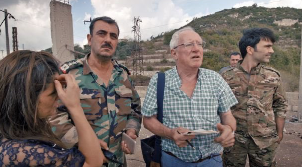 Journalist Robert Fisk dies aged 74